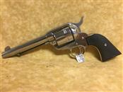 "Ruger Vaquero 45 Colt High Gloss Stainless 5-1/2"" Barrel SA Revolver"